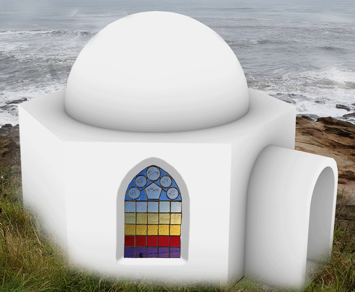 secular church by the sea