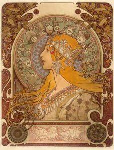 Alfonse Mucha: Zodiac