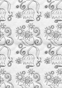 repeat pattern trial in Adobe Illustrator